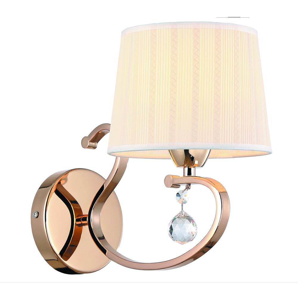 Бра BENETTI Classic Riccioli золото/белый, 1хE14, коллекция CLS-008