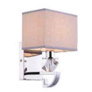 Бра BENETTI Classic Marchesa хром/белый, 1хE14, коллекция CLS-013