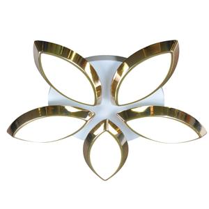 Люстра BENETTI LED Fregata золото, 40Вт, диммируемая с ПУ,3000K/4000K/6000K, LED-040