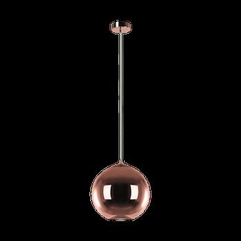 Светильник Benetti Modern Sferico подвесной кофе Ф20, 1хE27, коллекция MOD-010