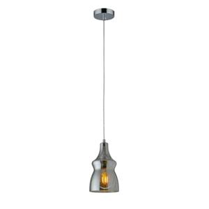 Cветильник BENETTI Modern Fusione подвесной дымчатый, 1xE27, коллекция MOD-029