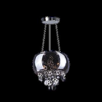 Люстра BENETTI Modern Cascata хром, 8xG9, коллекция MOD-064