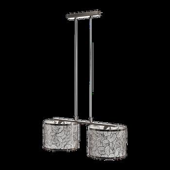 Люстра BENETTI Modern Fogliame  хром, 2xE27, коллекция MOD-401